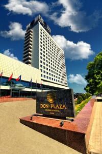 Конгресс-отель Don-Plaza